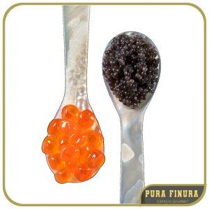 Caviar y Huevas